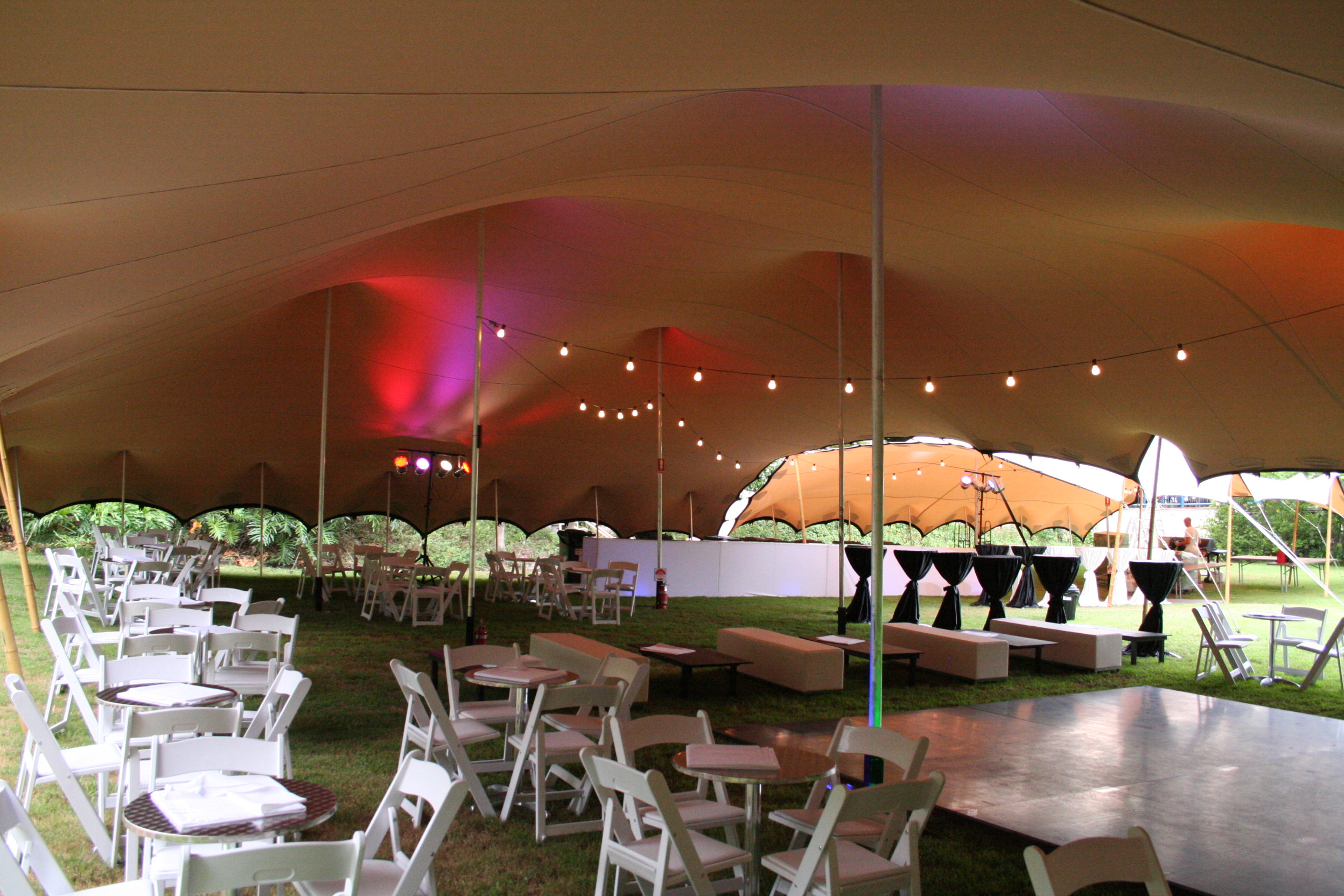 large Freeform Marquee with lights : freeform tent - memphite.com