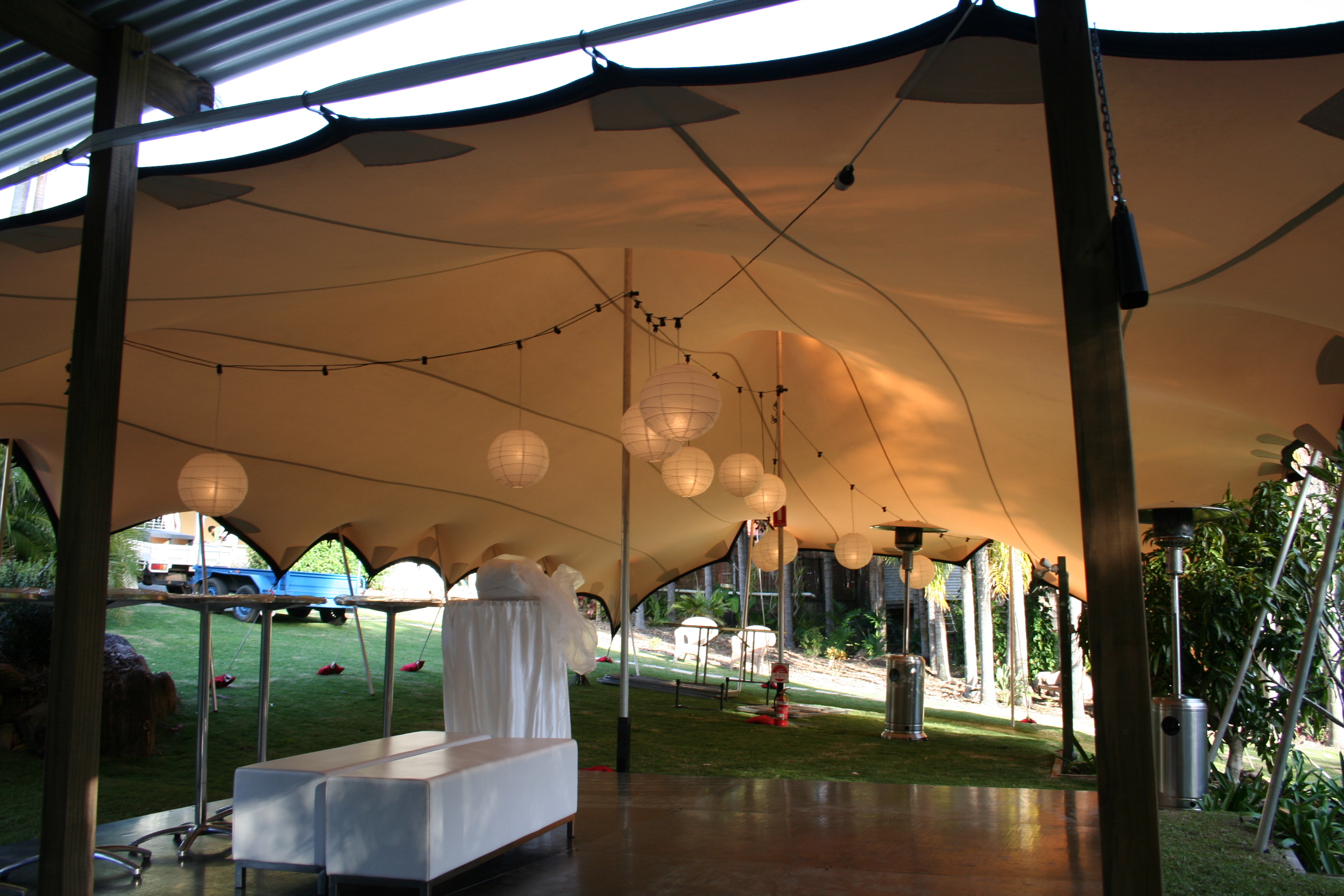 Marquee tent hire for events & Stretch Tents u0026 Marquee Hire Melbourne - Nomadic Tents Australia