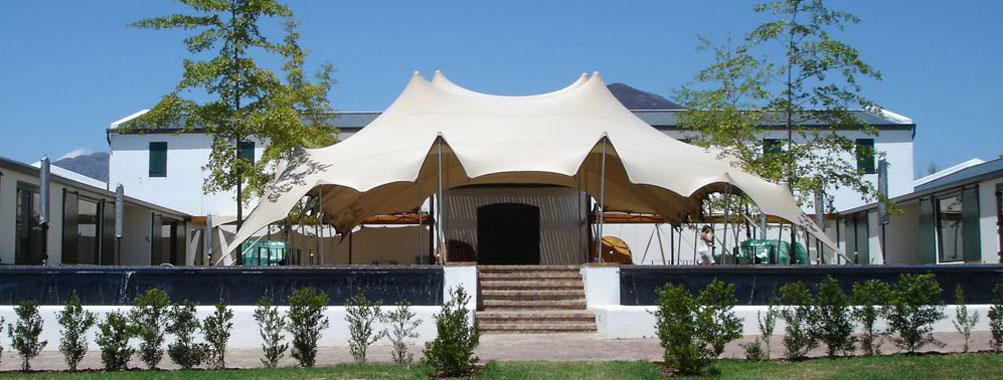 Freeform Marquee hire in Australia